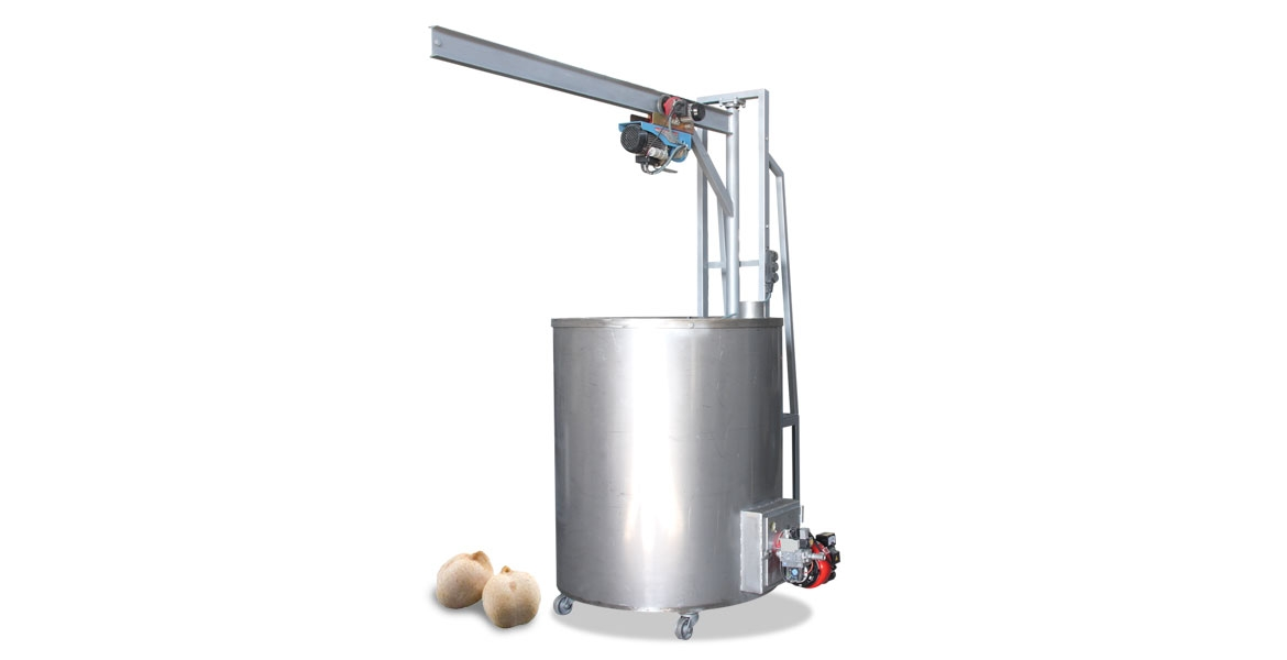 BND01 - NUTS DIPPING MACHINE