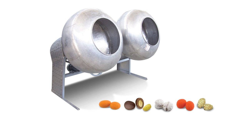 CLS01 - ضعف الحمص حلوى آلة