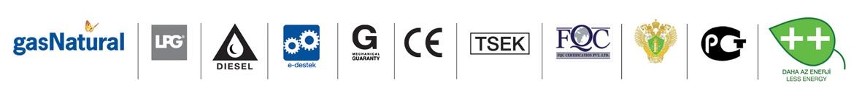 eb500 - mÁquına de cafÉ de la asacıÓn Certificados y documentos de productos