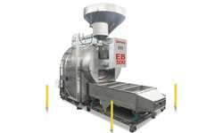 EB500 - BATCH ROASTING OVENS