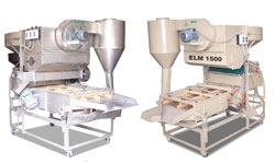 ELM1500 - VIBRATING SIEVING MACHINE