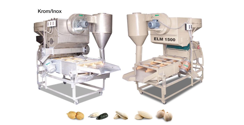 ELM1500- تهتز آلة النخل