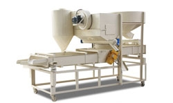 ELM2000- VIBRATING SIEVING MACHINE