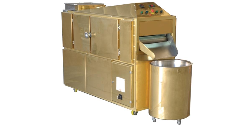 nuts machine