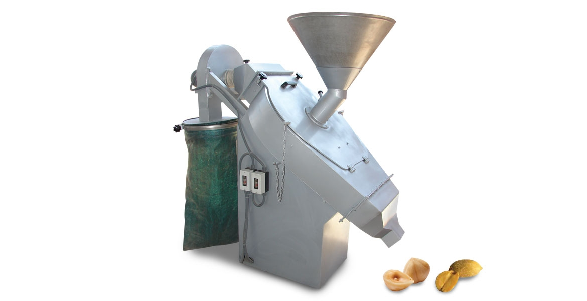 FSM1- HAZELNUT BLANCHING MACHINE