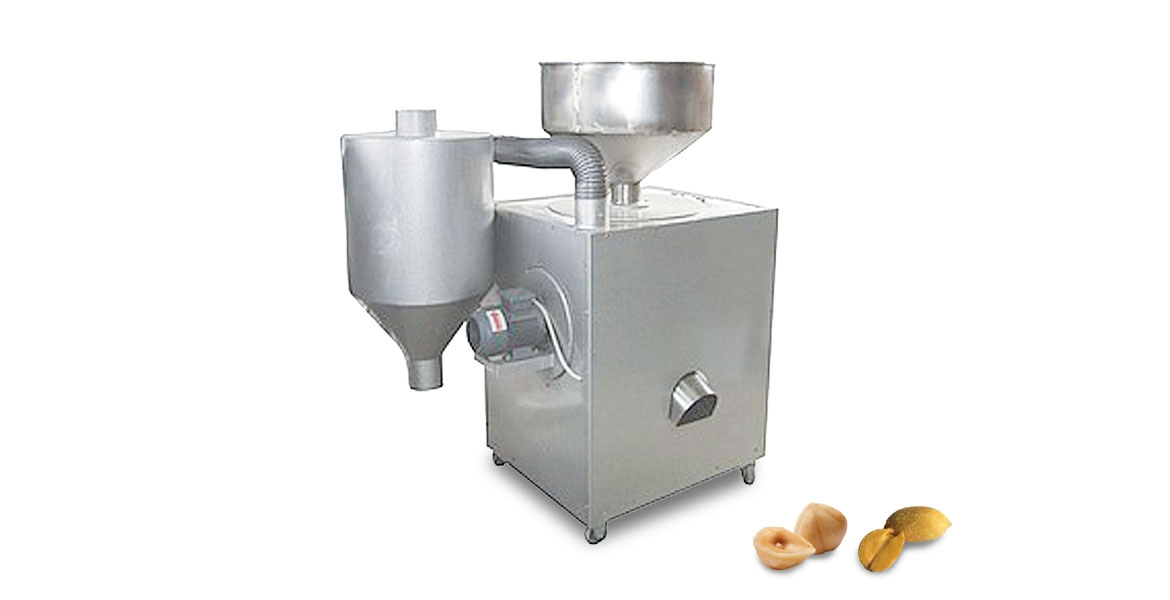 FSM2 - HAZELNUT BLANCHING MACHINE