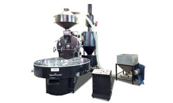KMSERIES - COFFEE ROASTING AND GRINDING MACHINES