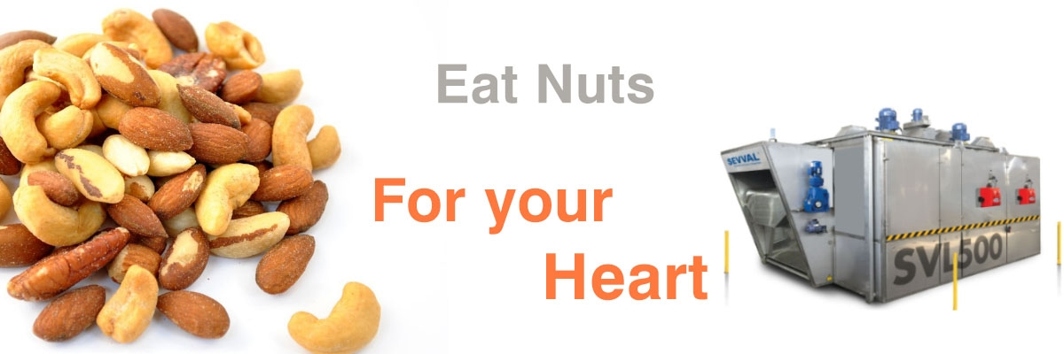 Nuts and your heart: Eating nuts for heart health