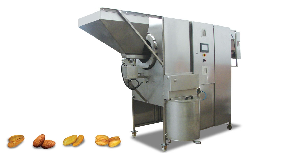 OS01- AUTOMATIC SALTING AND SEASONING MACHINES
