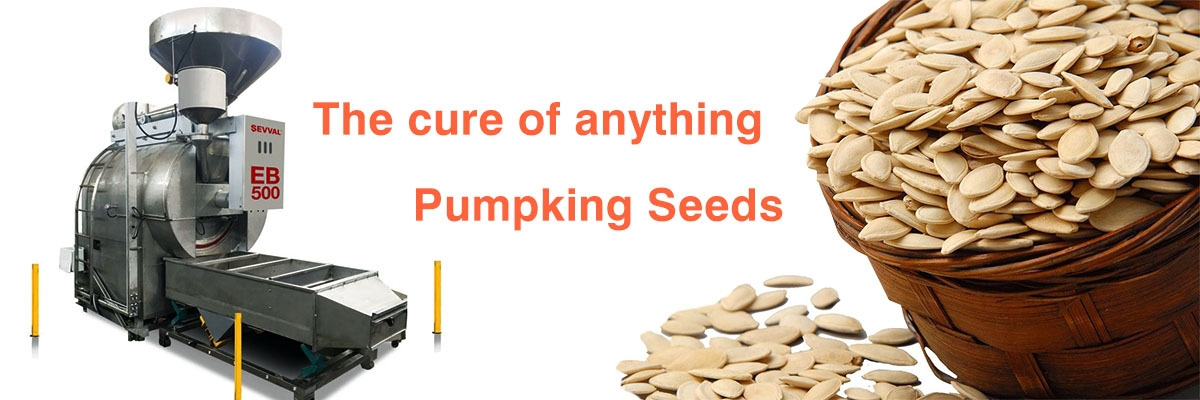 Pumpkin seed is cure for anything!