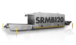 SRMB120 - Torréfaction machine