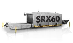 SRX60 - Torréfaction machine