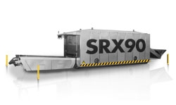 SRX90 - Torréfaction machine