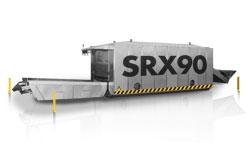 SRX90 - Torréfaction machine