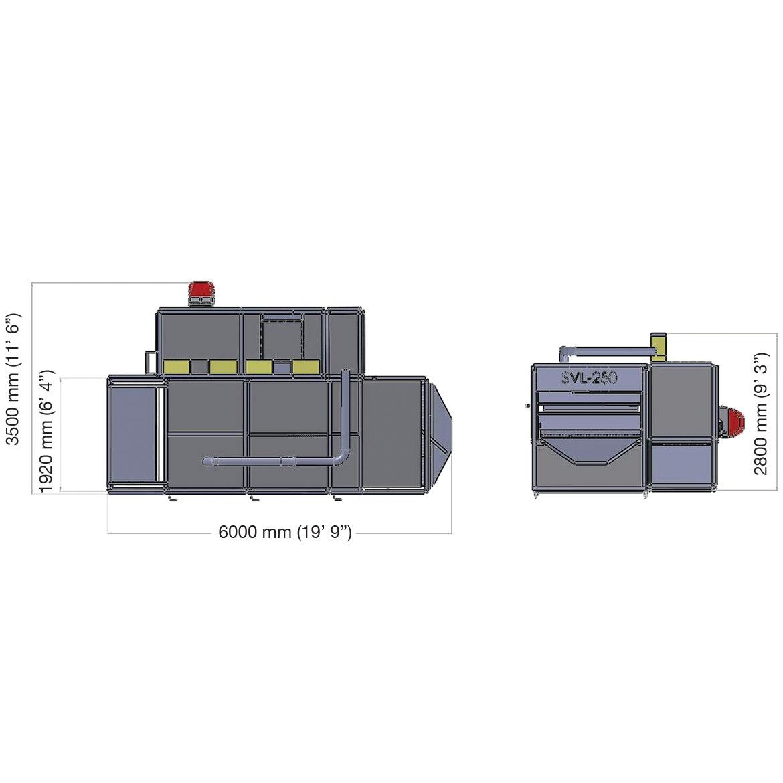 SVL250 - HORNOS DE ASAR_Proyecto