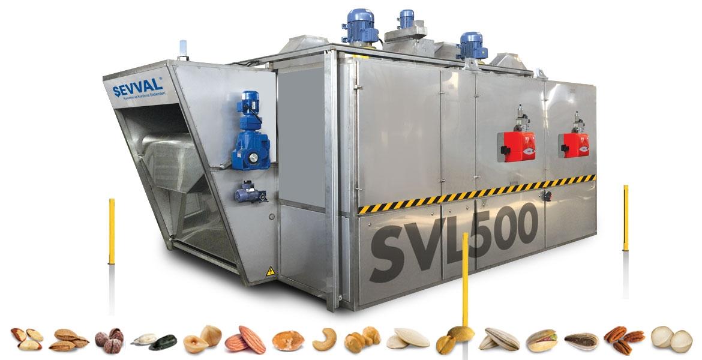 SVL500- - فرن تحميص