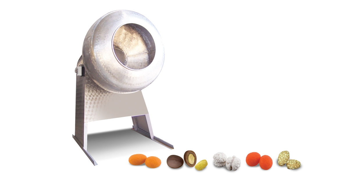 TZ01 - NUTS COATING PAN