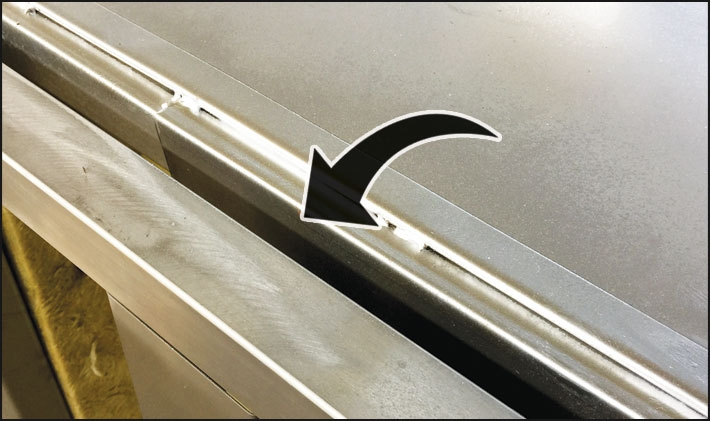 SRX60 - ROASTING OVENS Air curtains...