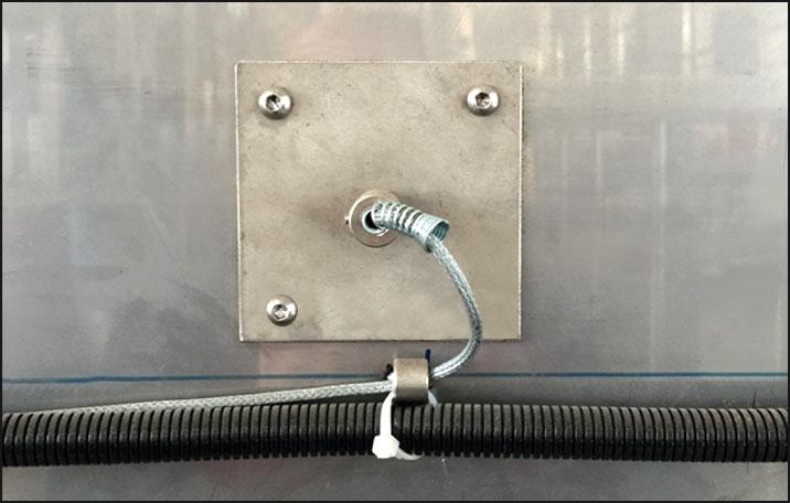 EB500 - BATCH ROASTING OVENS Heat Control...
