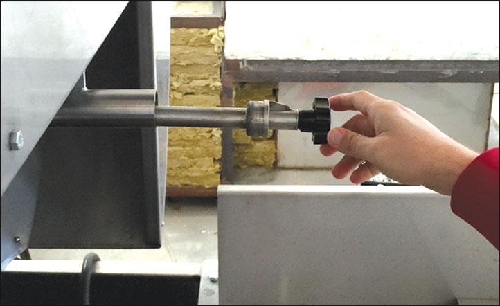EB500 - COFFEE ROASTING MACHINE Sample Spoon...