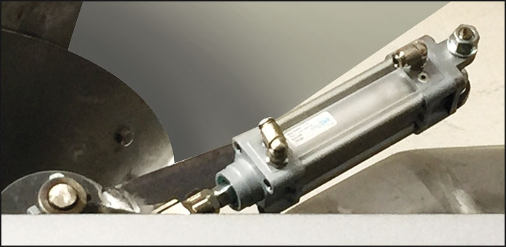 EB500 - COFFEE ROASTING MACHINE Piston...